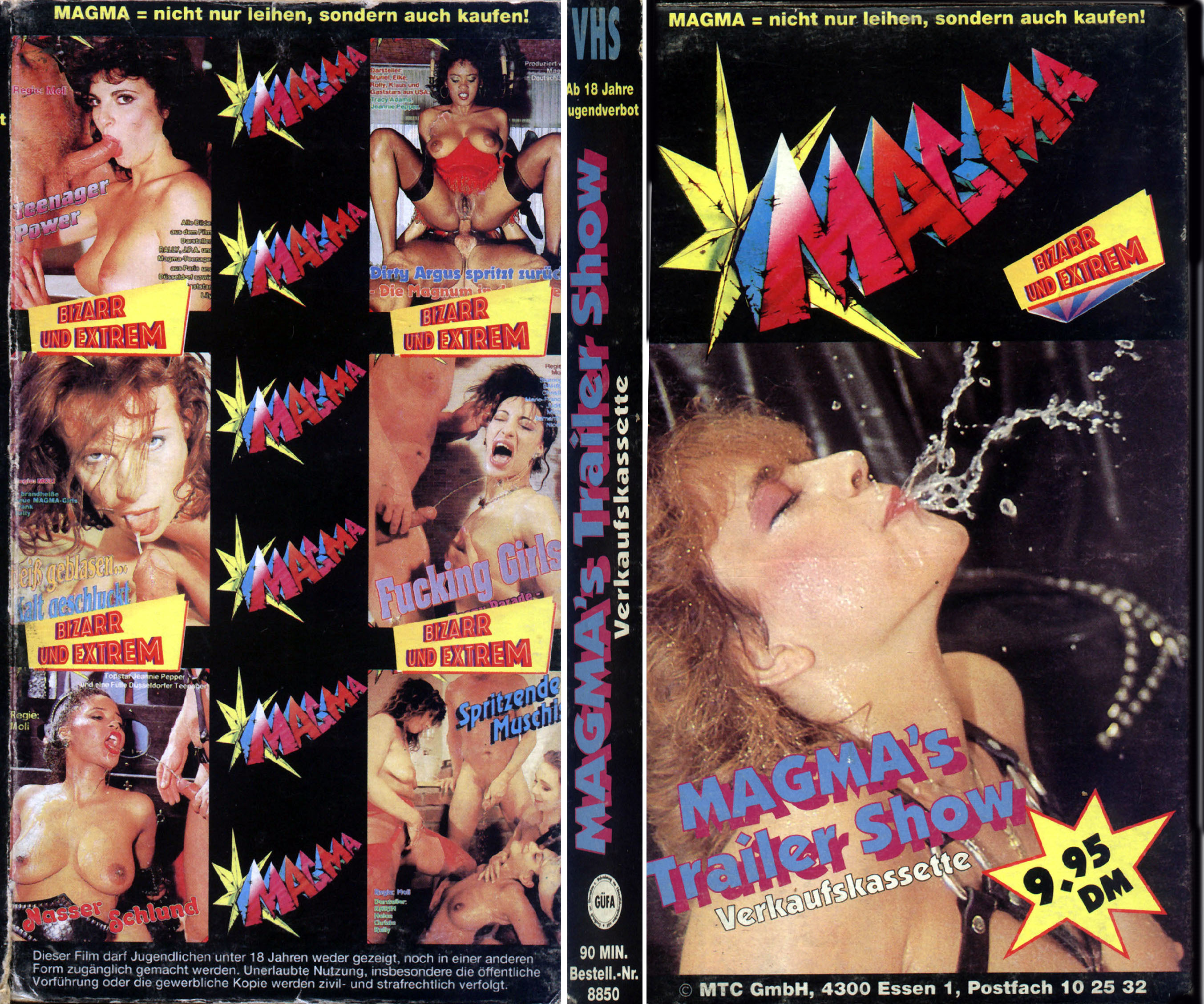 Vhs Porn Picture Covers