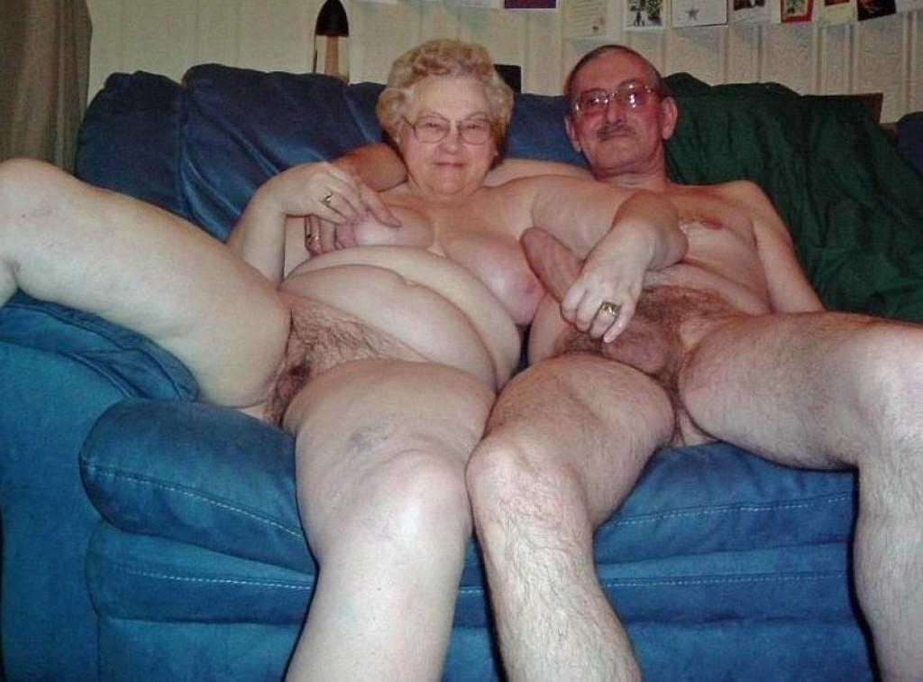Grandma and grandpa nude remarkable, very