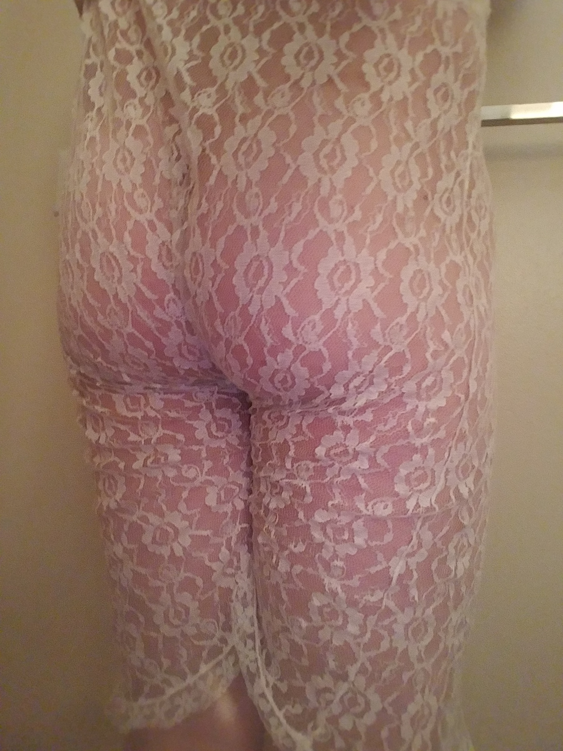 Lace and ass