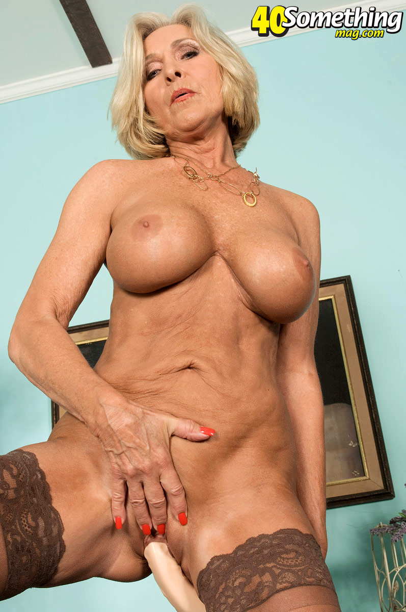 Katia real mature milf