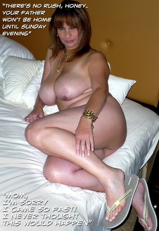 Horny mature fantasy for