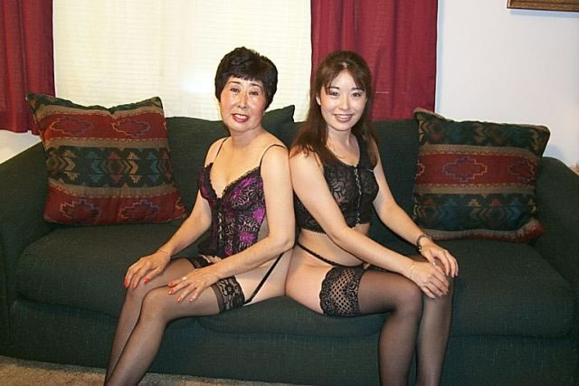 Mothers nude daughters black and