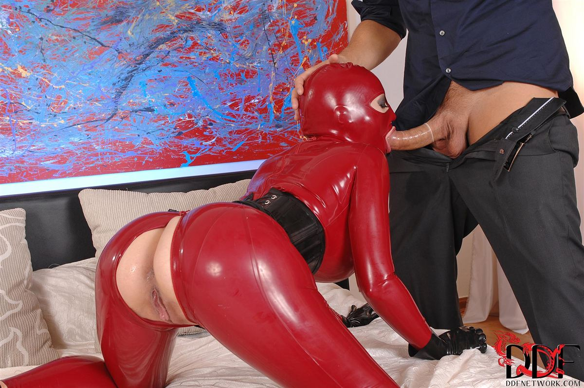 Rubber sex photos 5