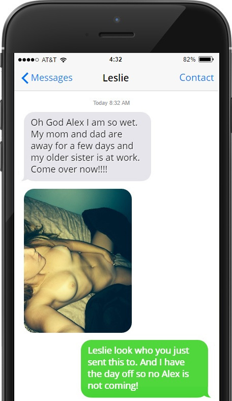Real sexting porn