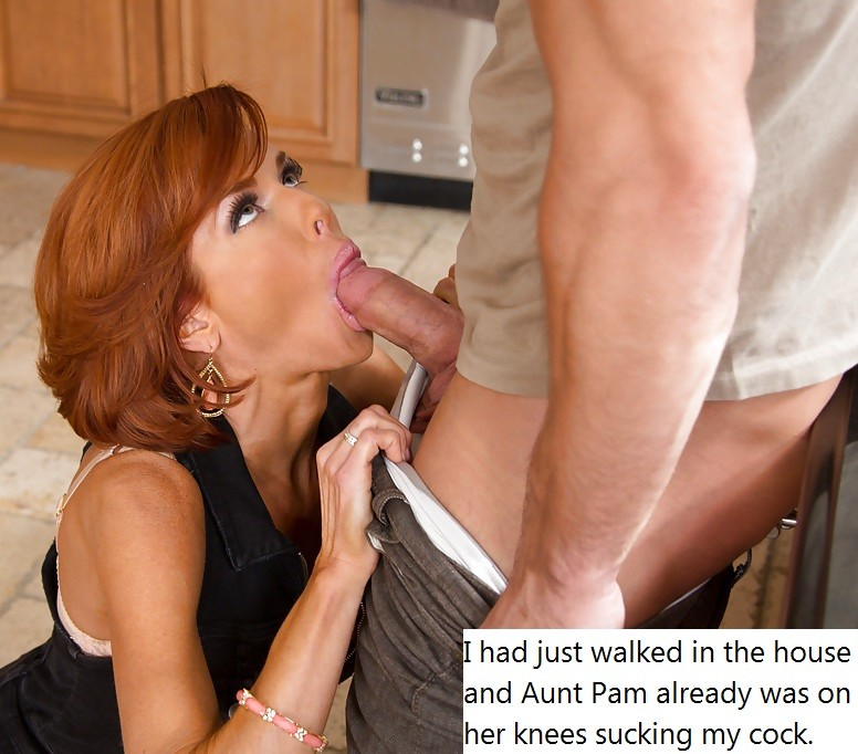 Excited Incest aunt vs nephew porn remarkable, useful