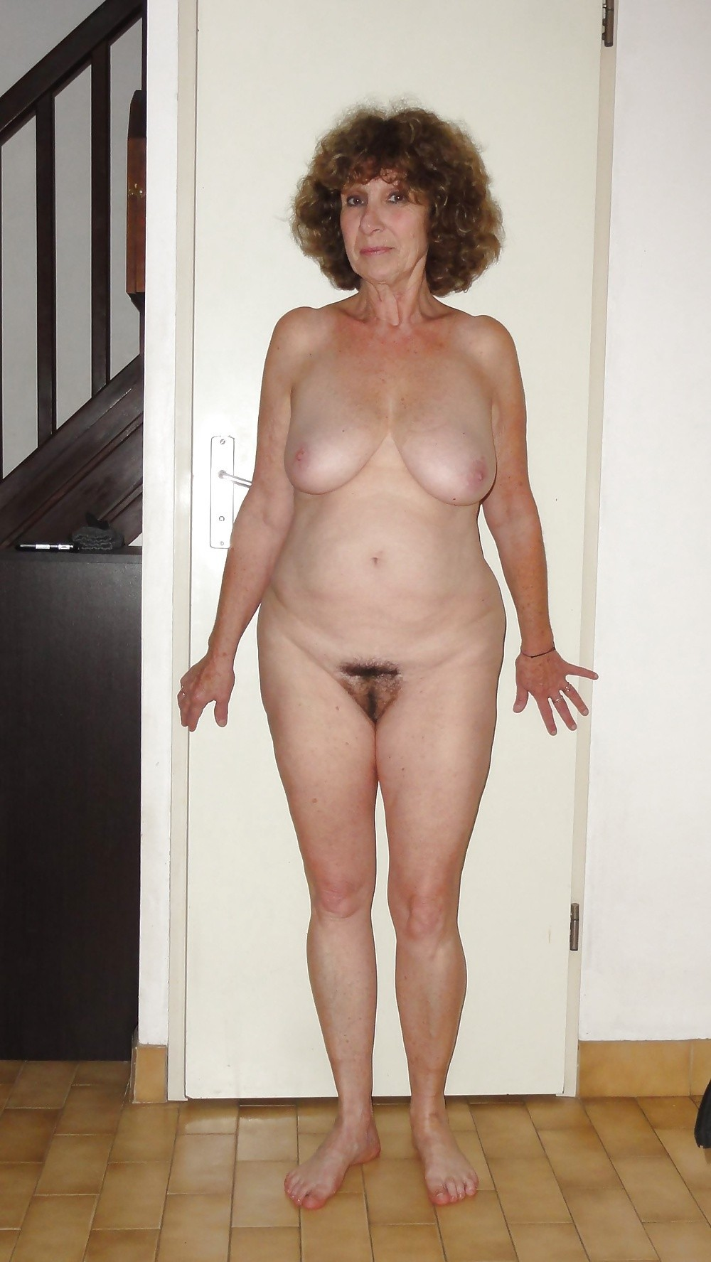 Hairy Ugly Amateur Mature