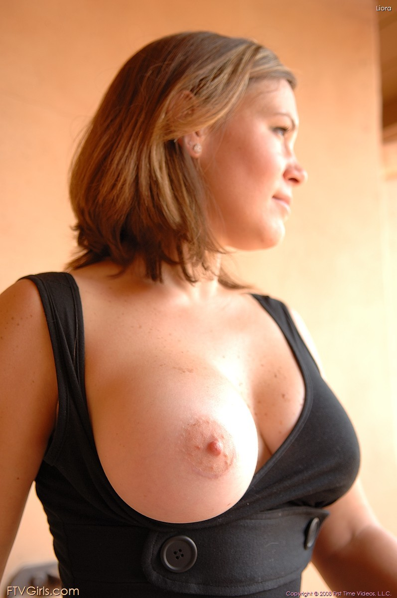 Huge tits and wet pussy