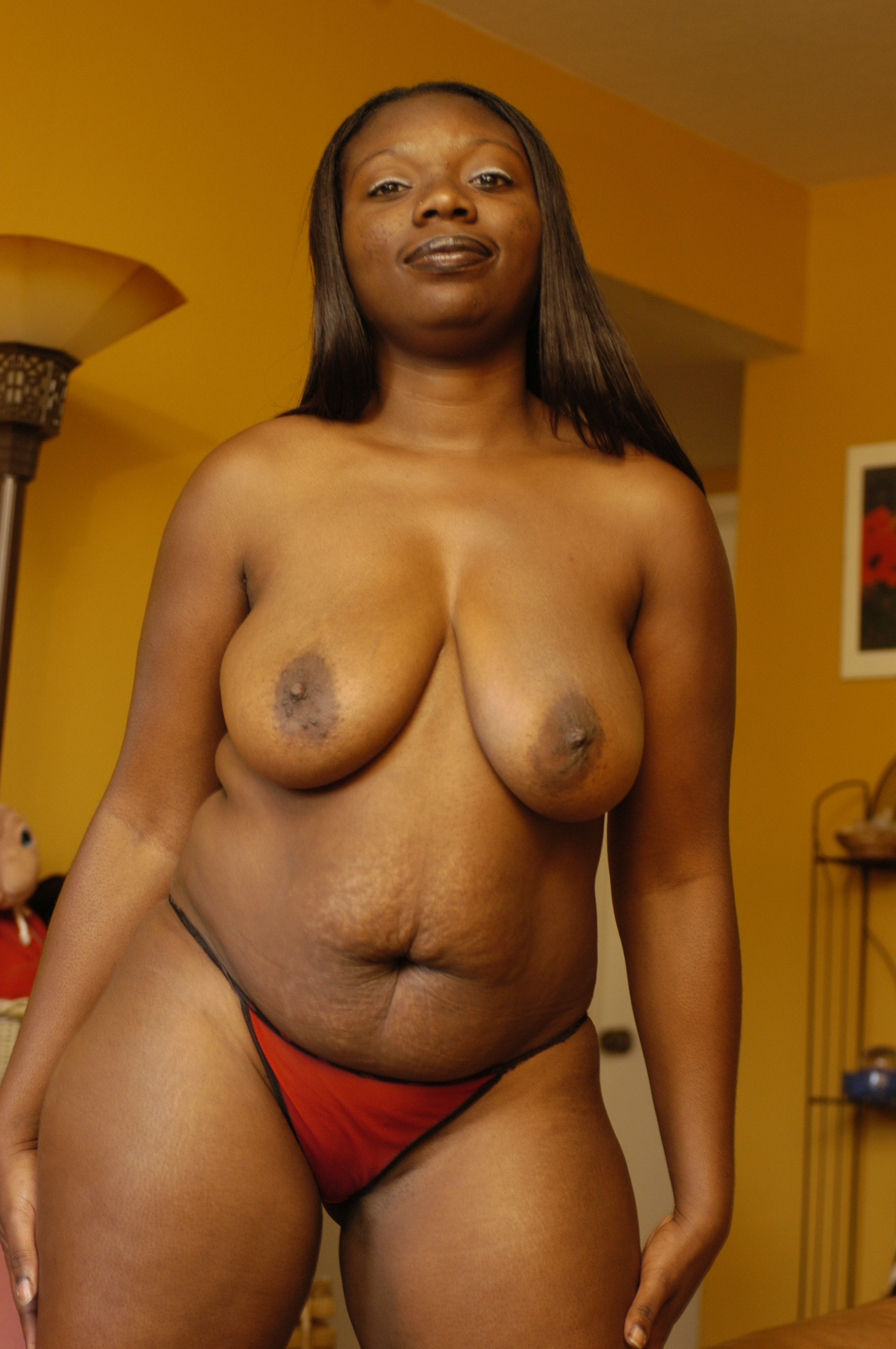 Ebony milfs video