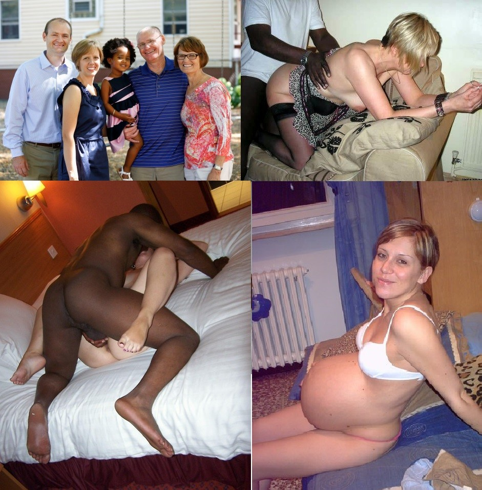 Wife interracial seeding white
