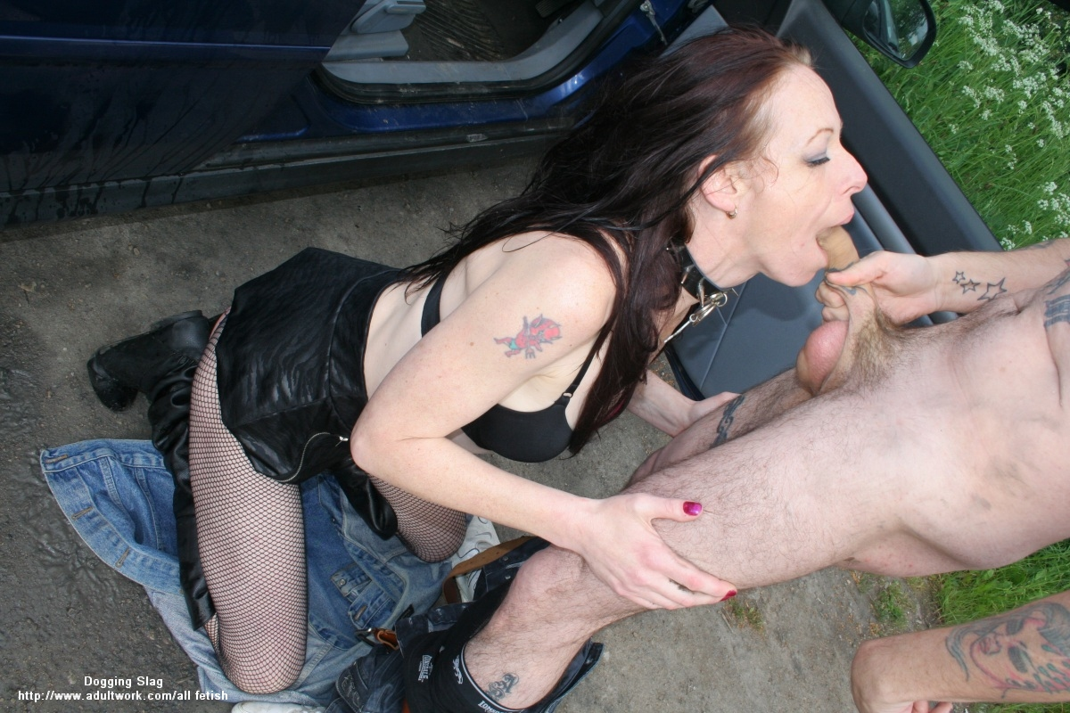 homemade british dogging