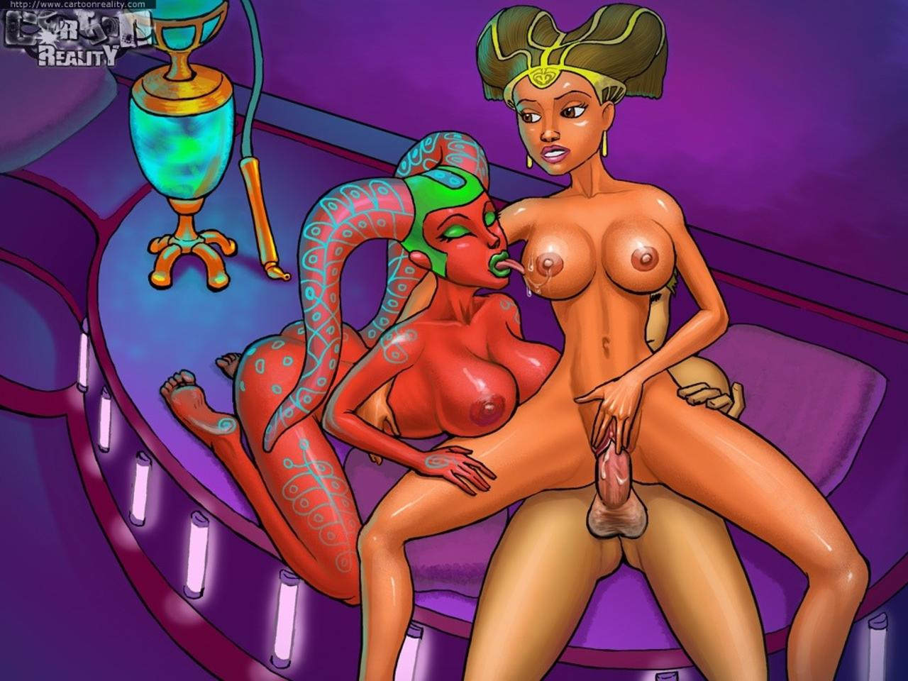 Cartoon star wars grils nude hentai image