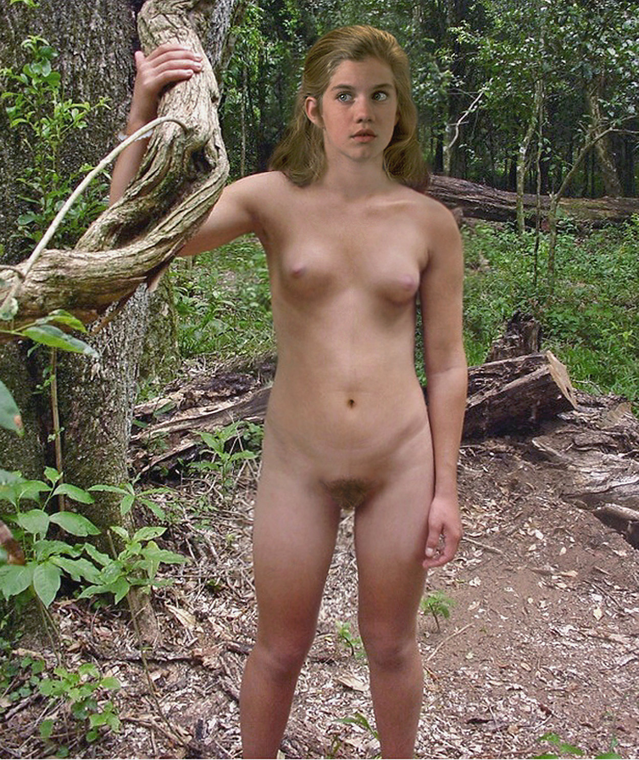 Naturalists Naked