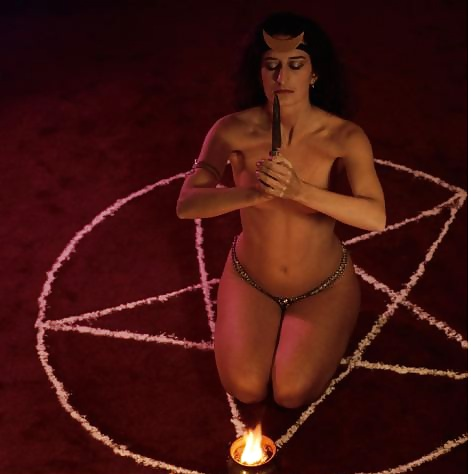 Pictures of naked coven rituals