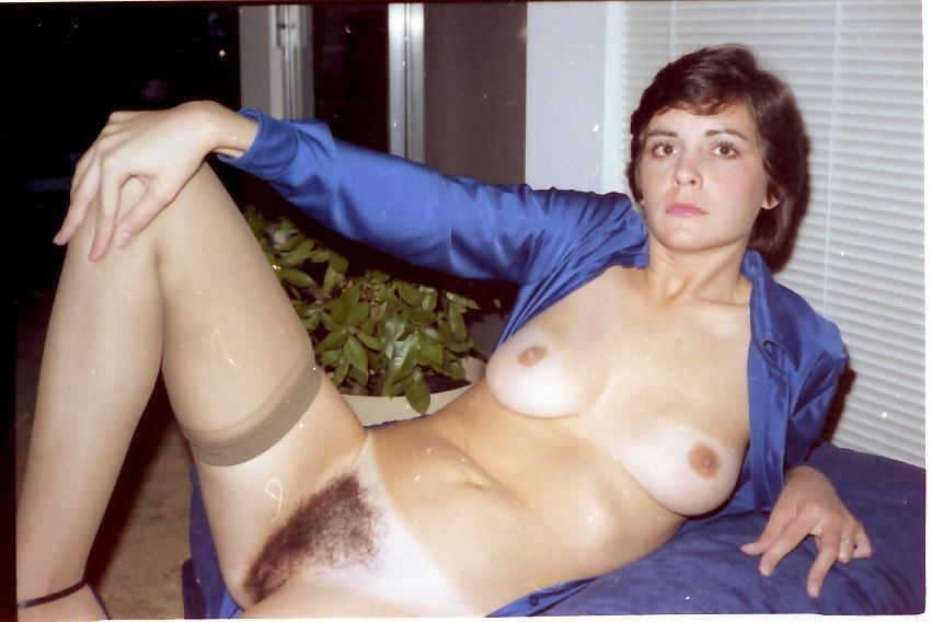 Vintage Hairy Pussy Sex