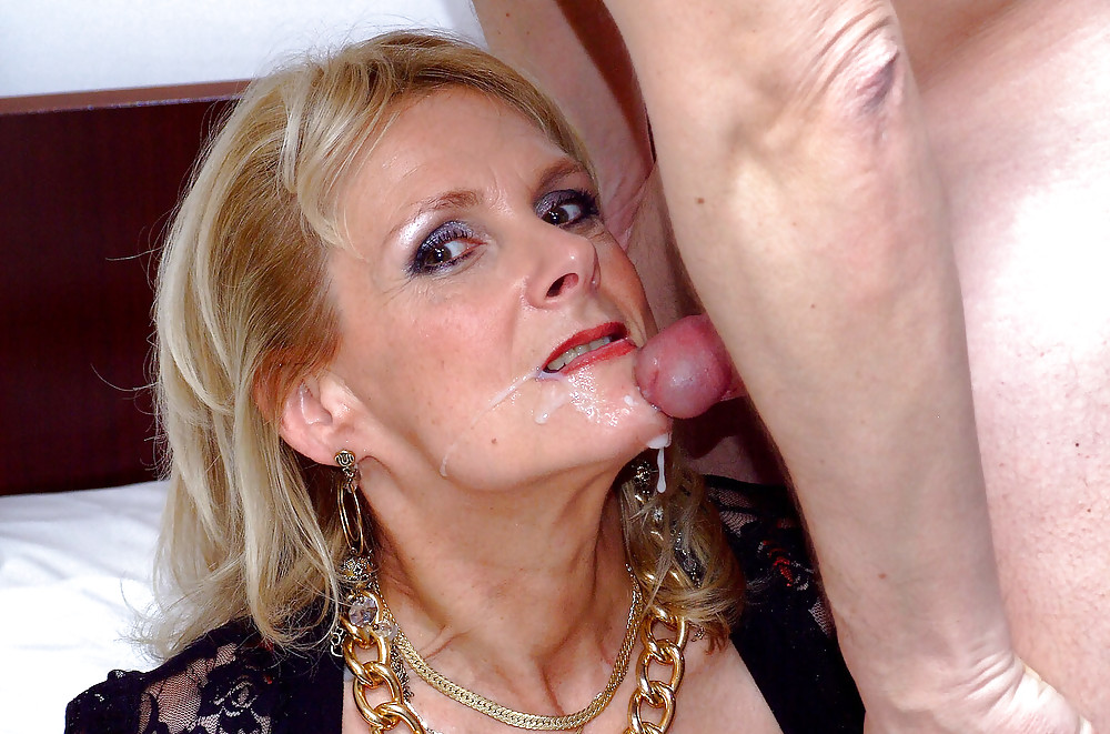 image British whore mother loves cum facialscrystal 3