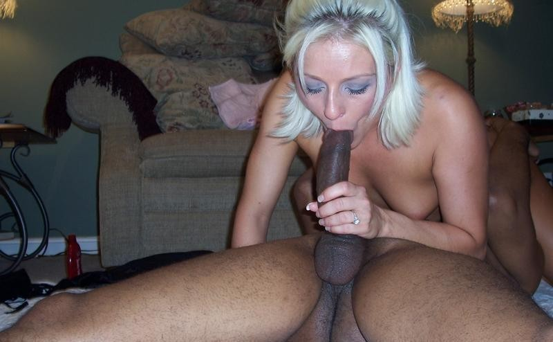 Amateur Wife Shared Black Cock