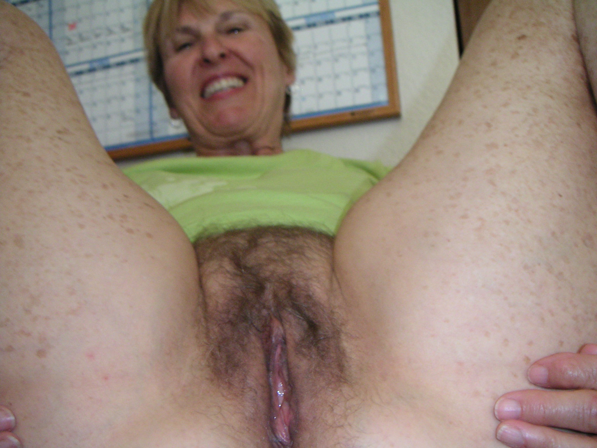 Hairy Granny Fannies 87
