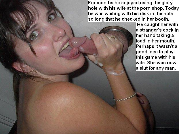 Showing Porn Images For Wife Gloryhole Captions Porn