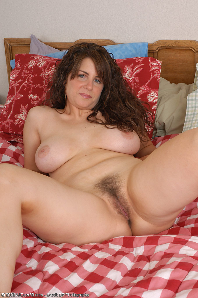 Brunette mature hairy