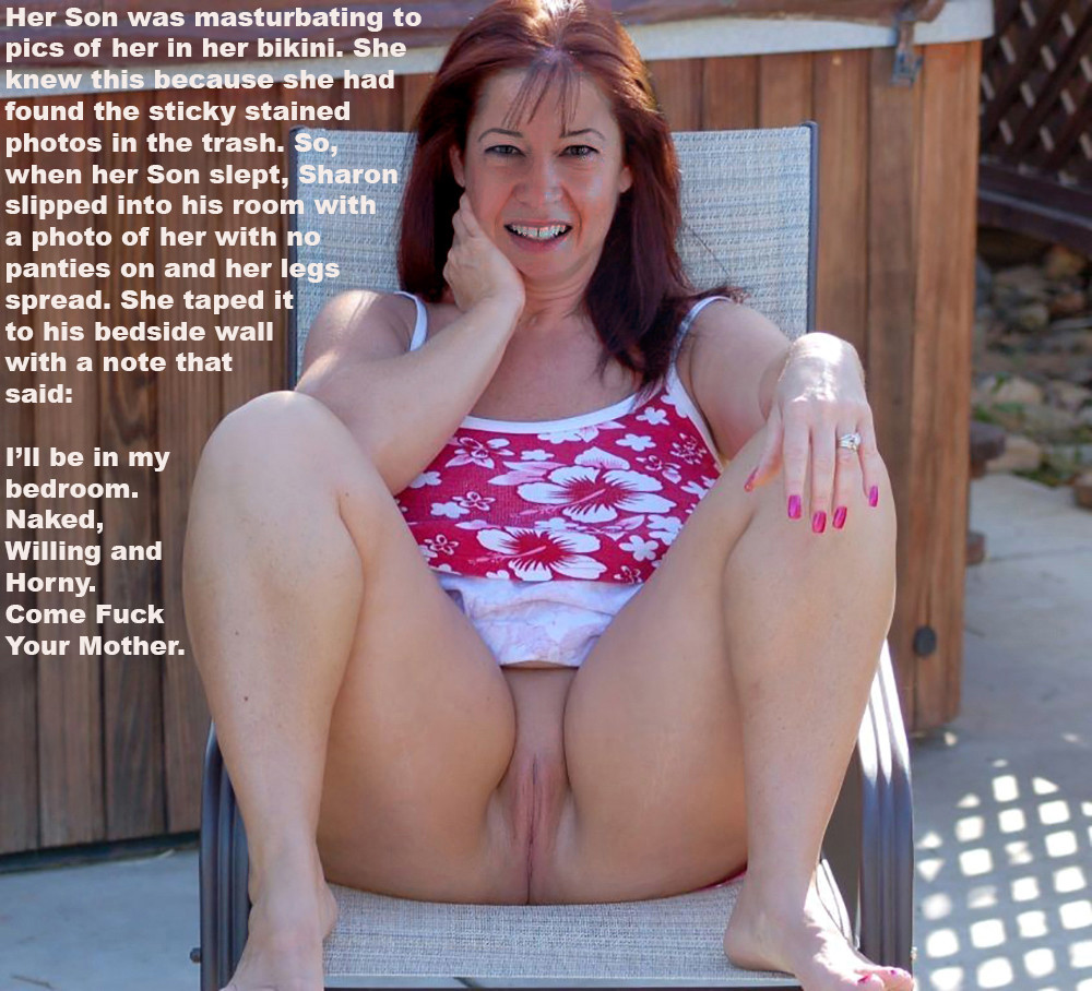 image Naughty mature mother wants your hard cock