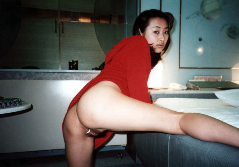 Asian housewife naked
