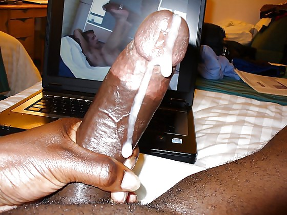 Huge Black Cock Amateur