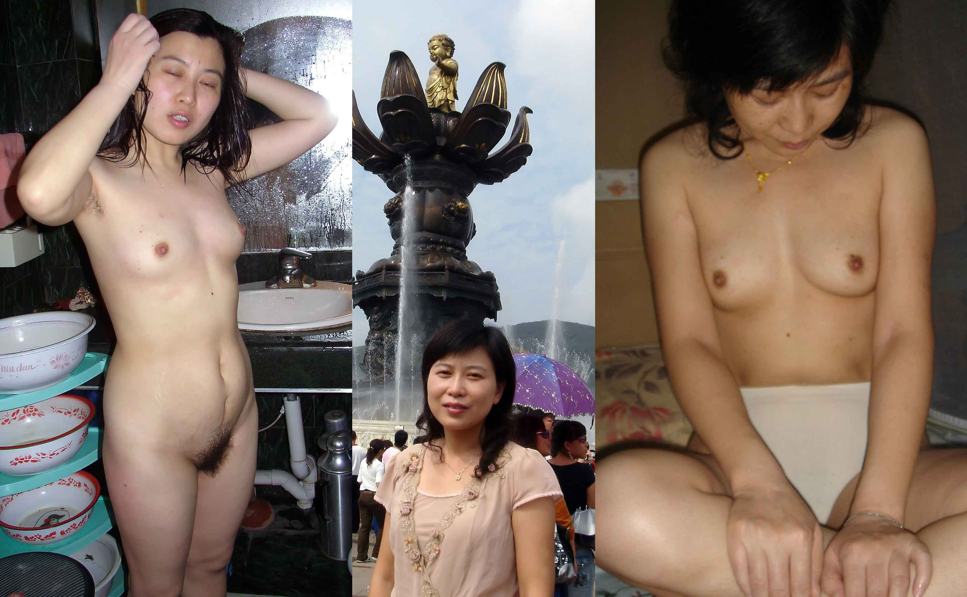 asian dressed and undressed