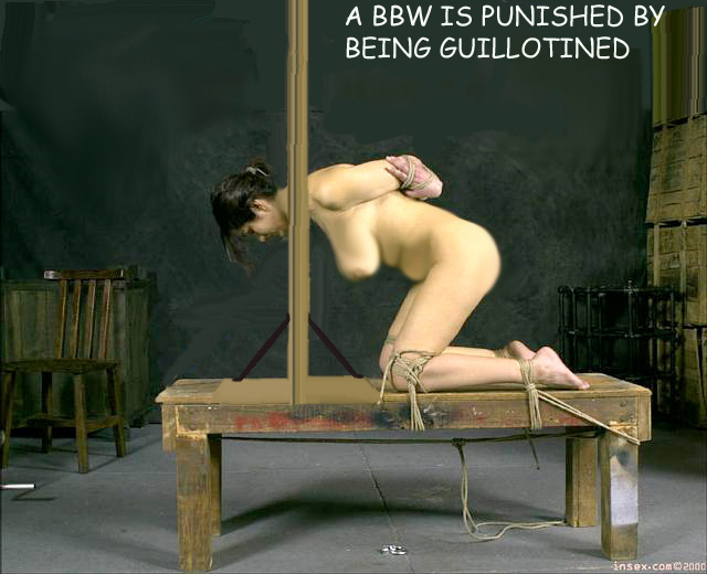 Fantasy beheading, bisection and dismemberment->