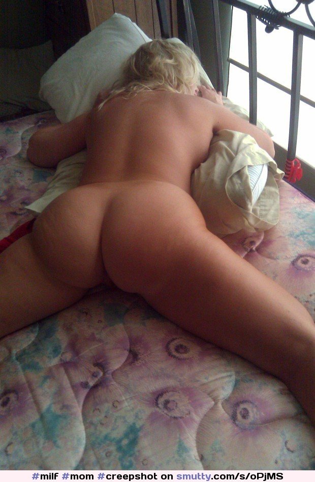 Sleeping milf ass have found