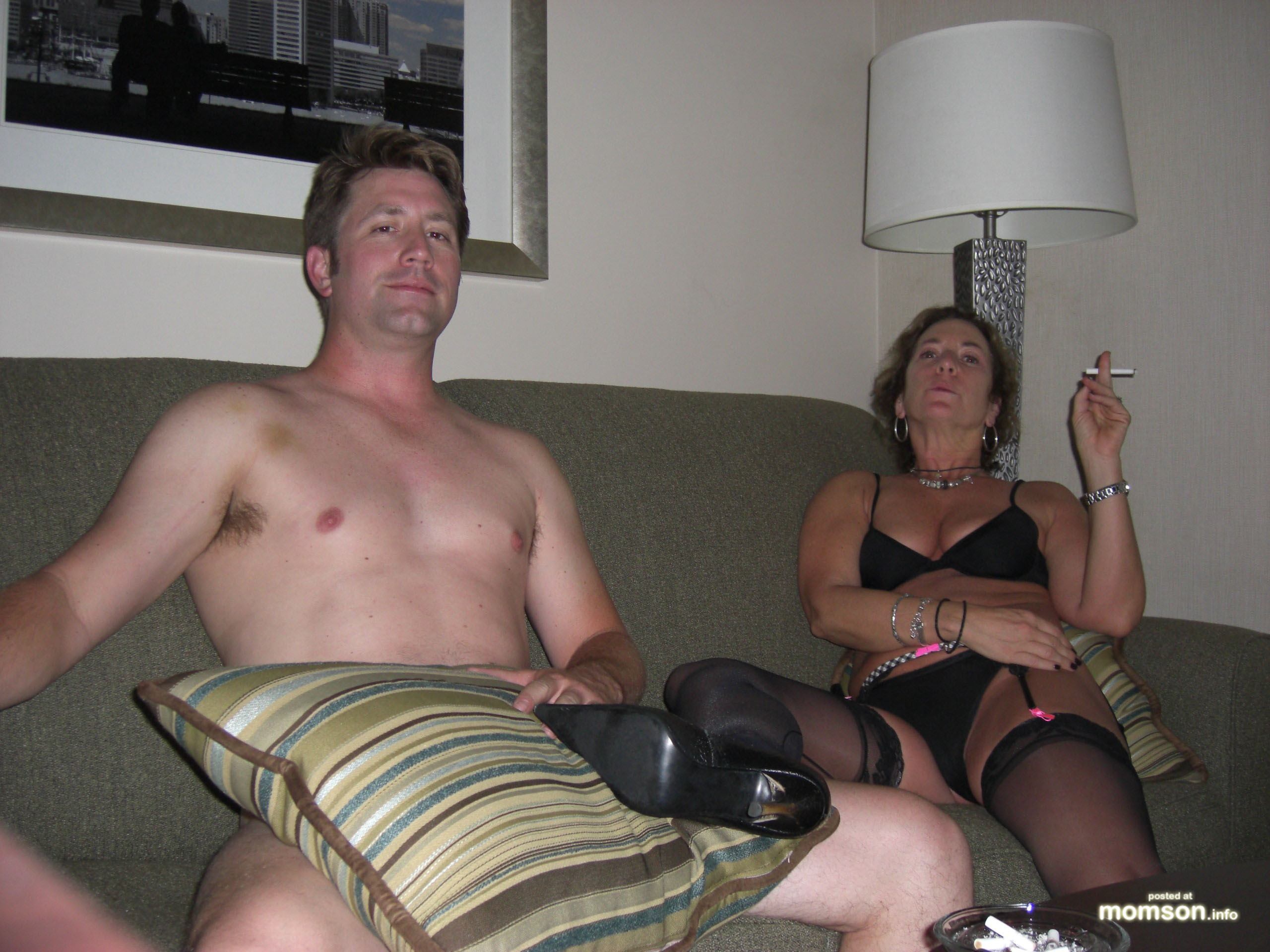 Cheating wives caught fucking