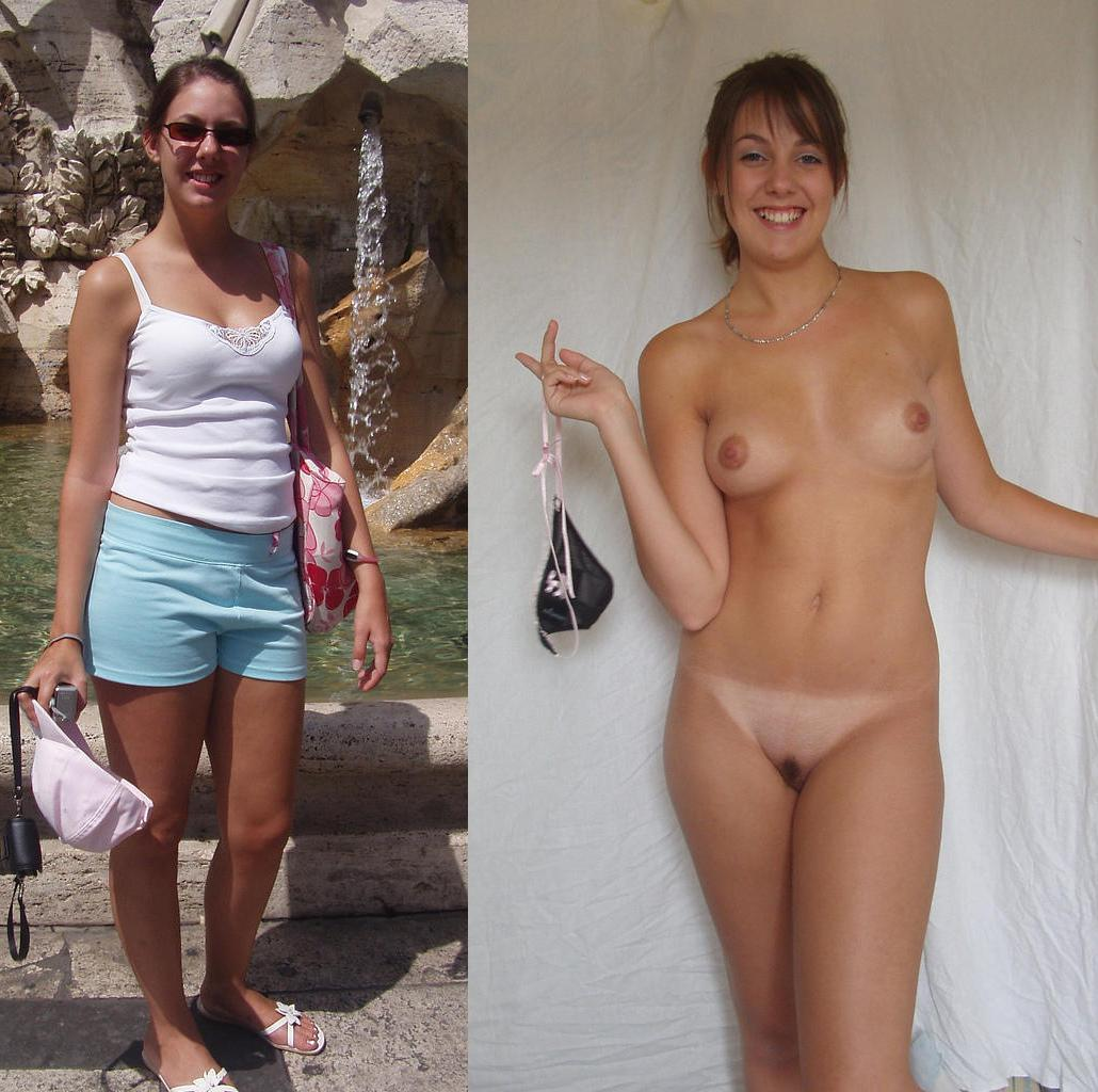 Before and after naked pics of women