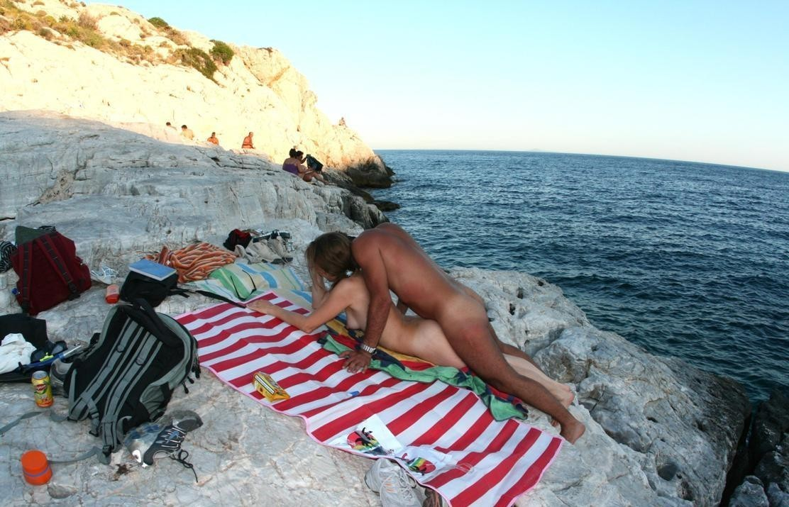 Sex At Nudist Beach