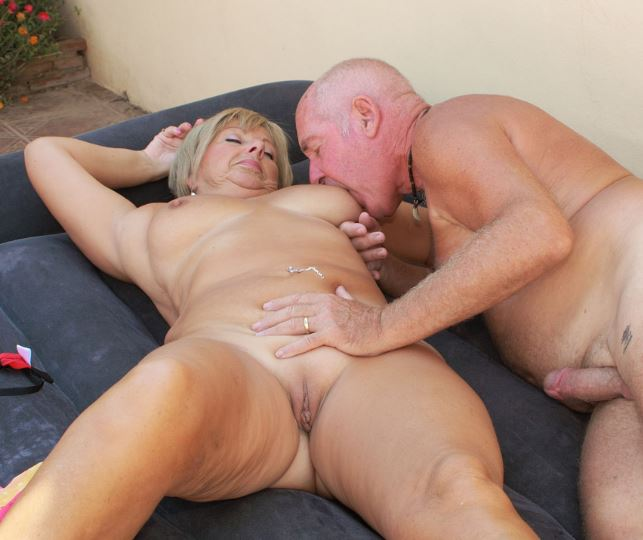 Grandmas and grandpas having sex nude