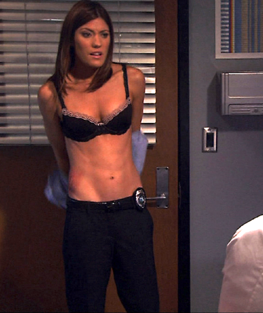 Xxx Jennifer carpenter nue