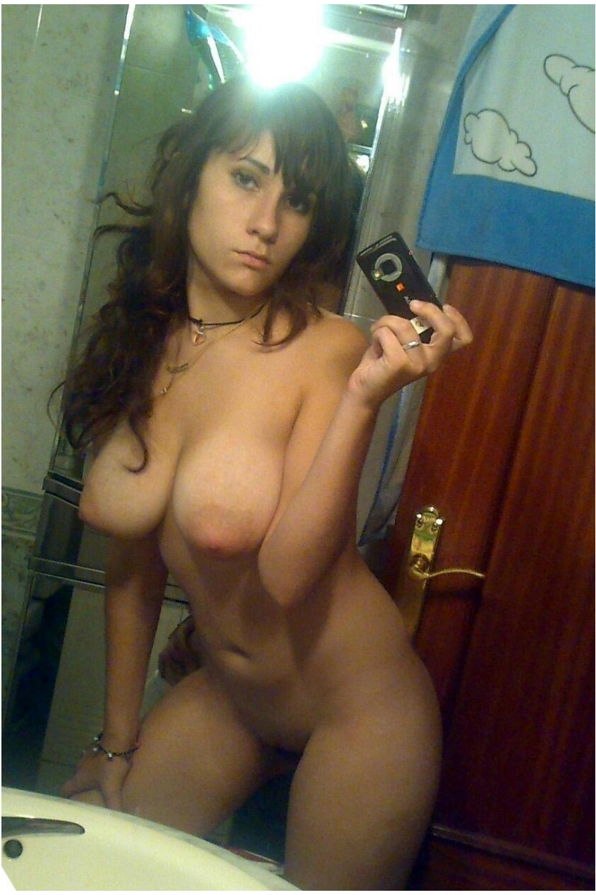 picture amateur selfie girl naked
