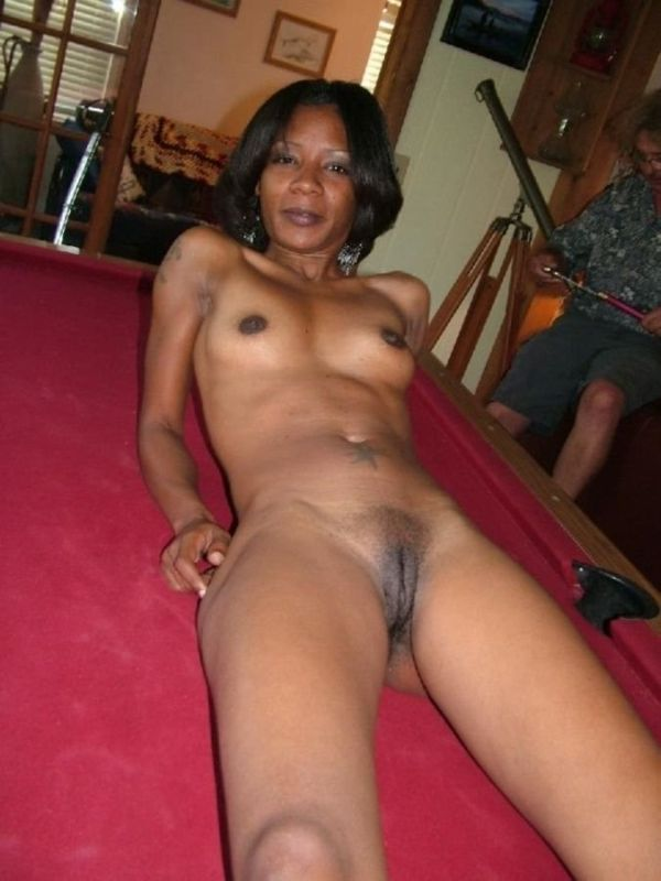 Hairy black girls