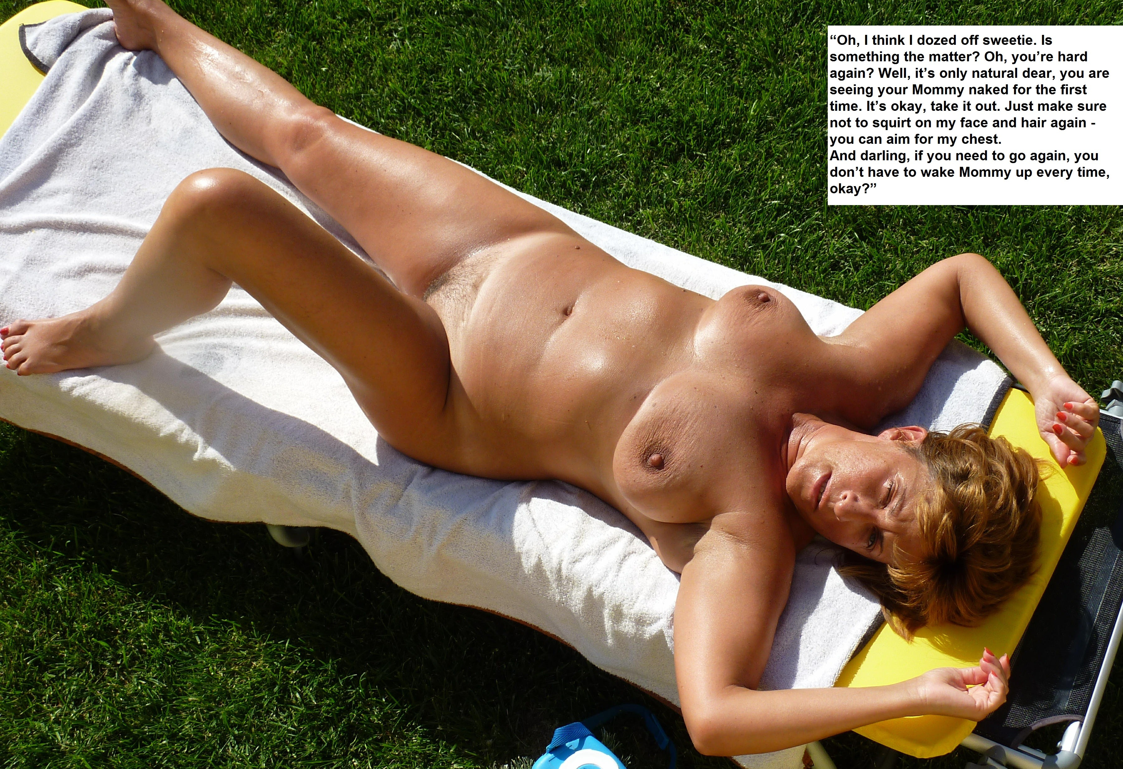 Temptation old women nude picture