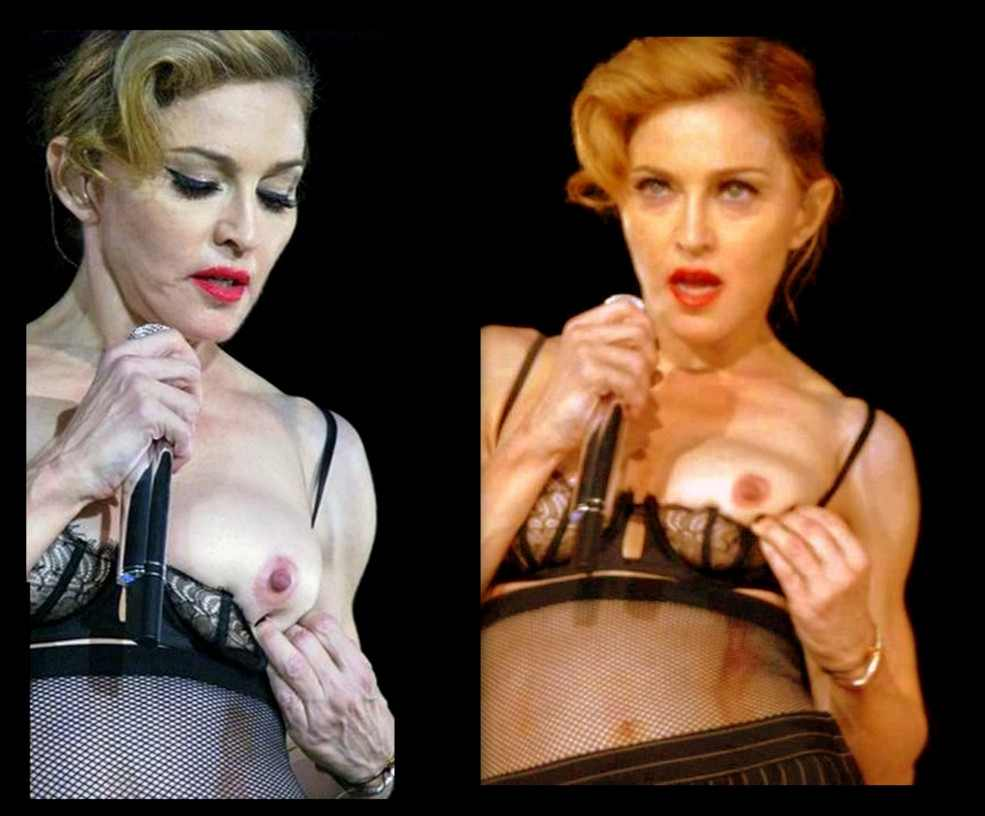Madonna tits nude — pic 11