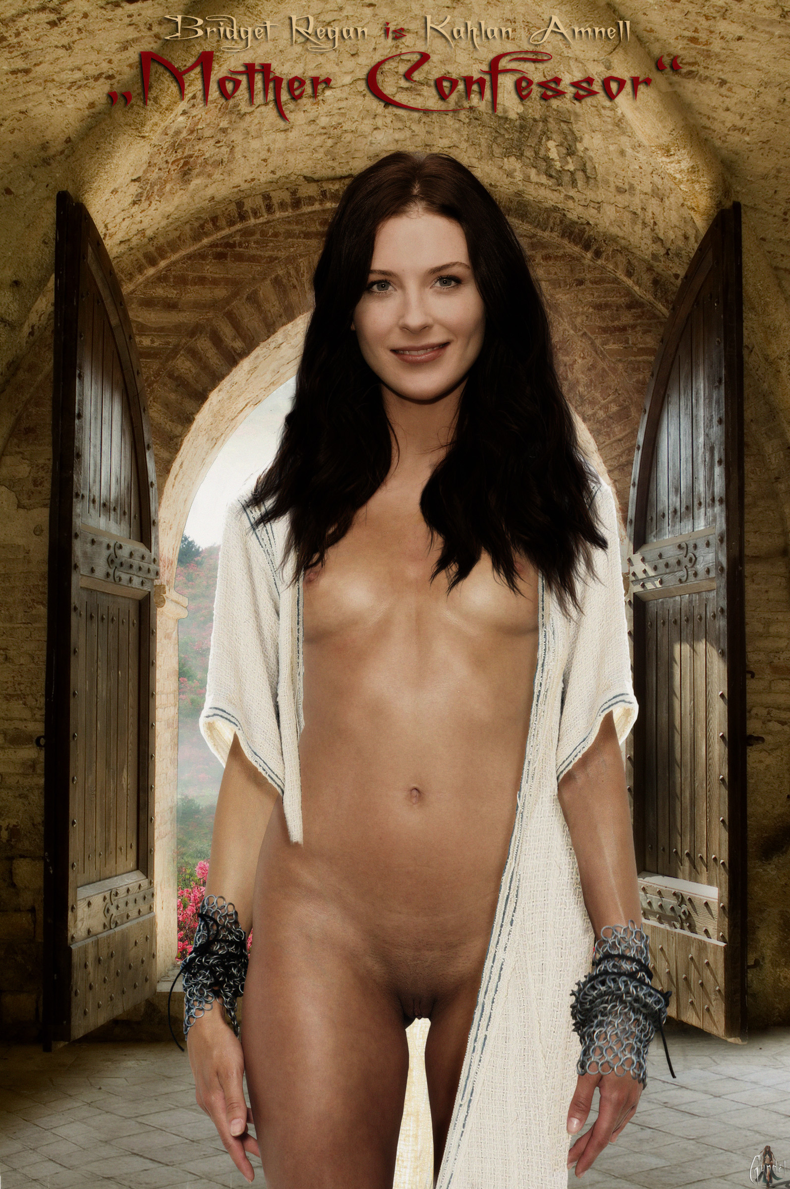 Are not Legend of the seeker naked with you