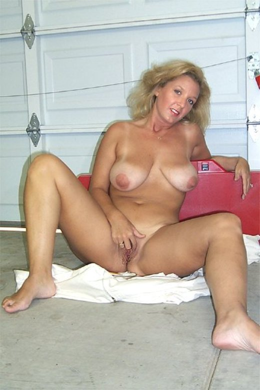 Big boobed milf filled with cum