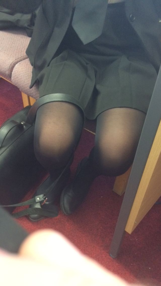 From this real schoolgirl candid apologise