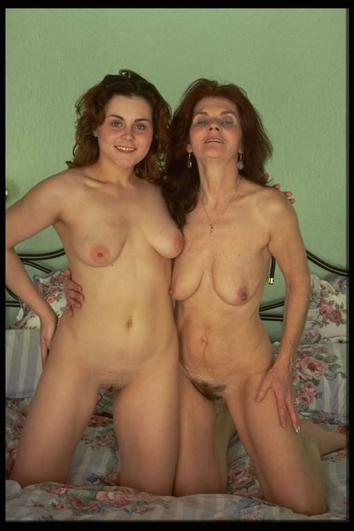 Nude milf mothers and their daughters