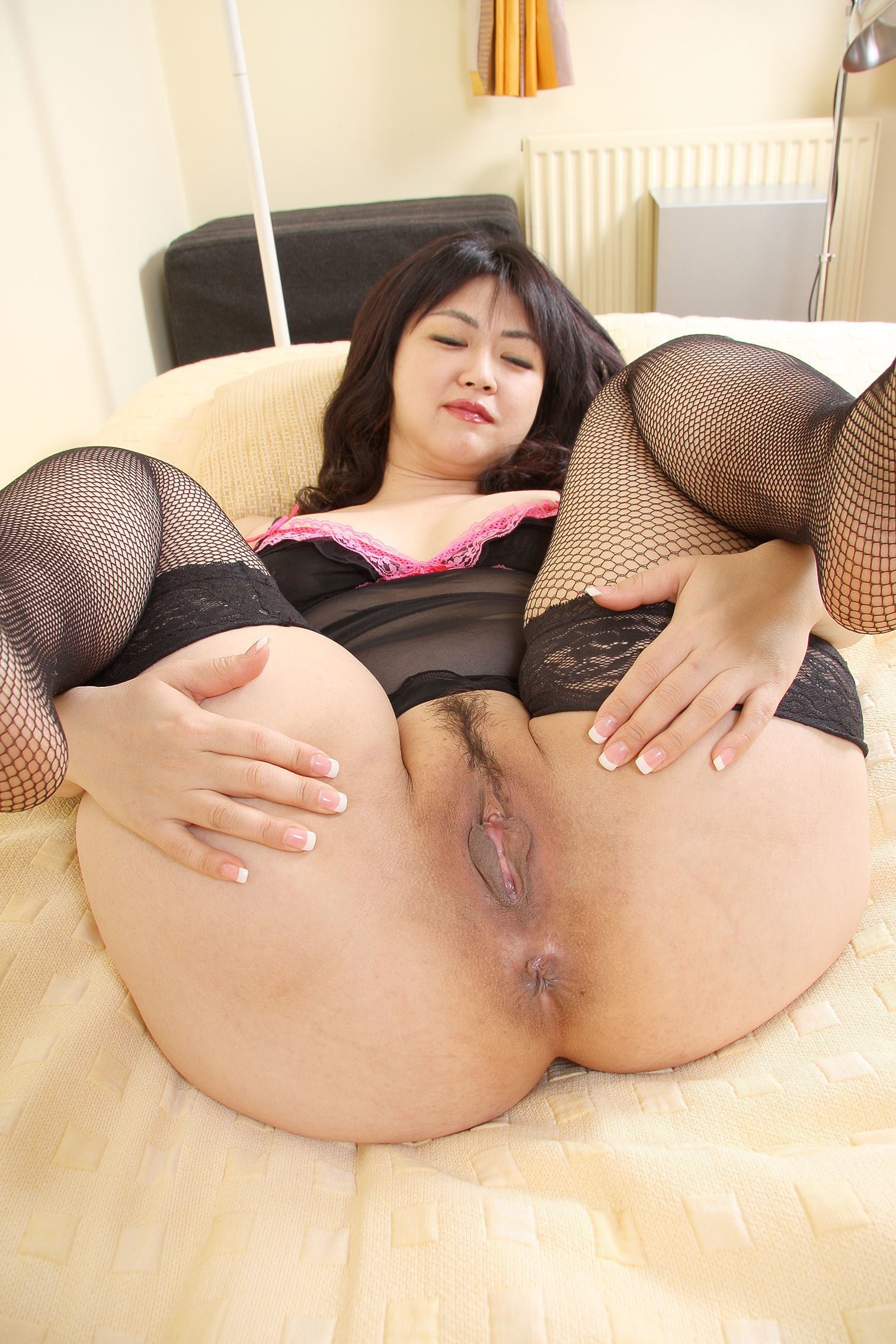 Japanese Fat Pussy