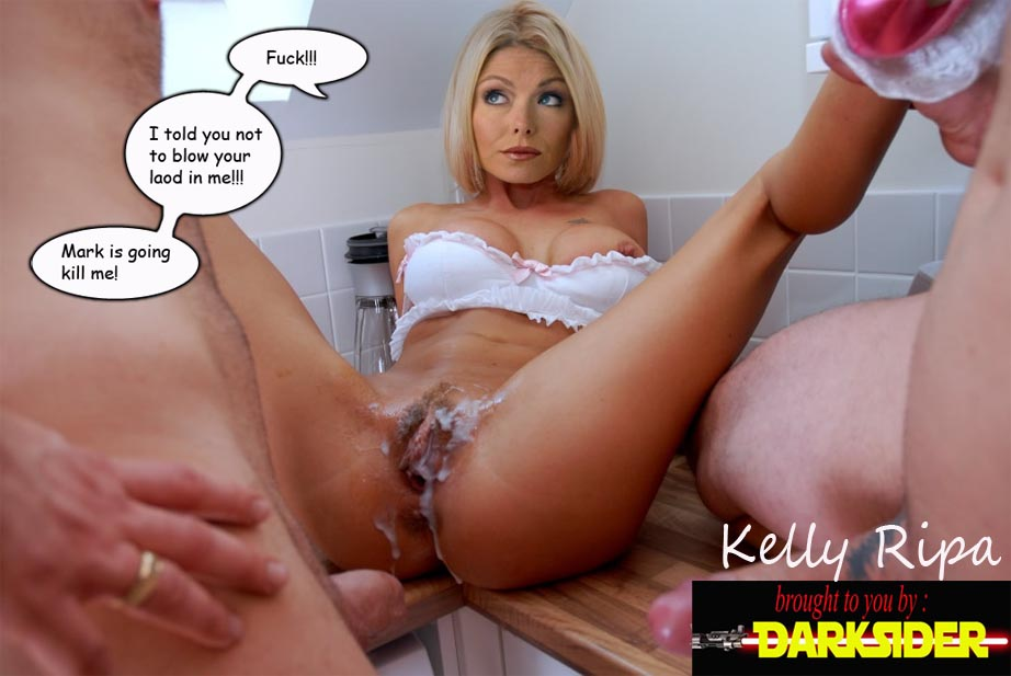 celebrity nude fakes ripa Kelly