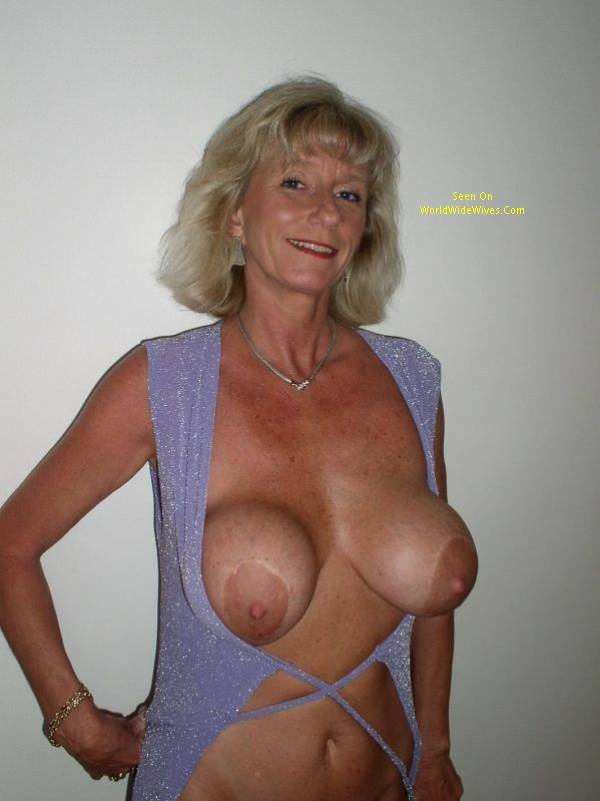 Old big tit sluts