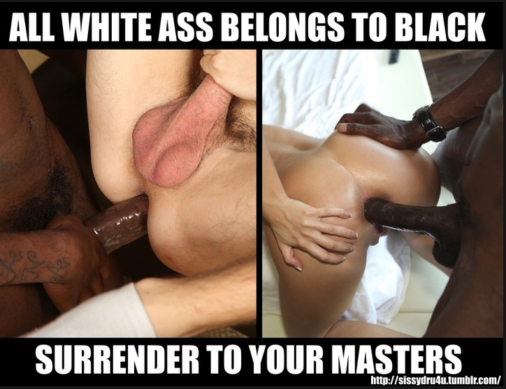 Opinion you black cock sissy ass tumblr would