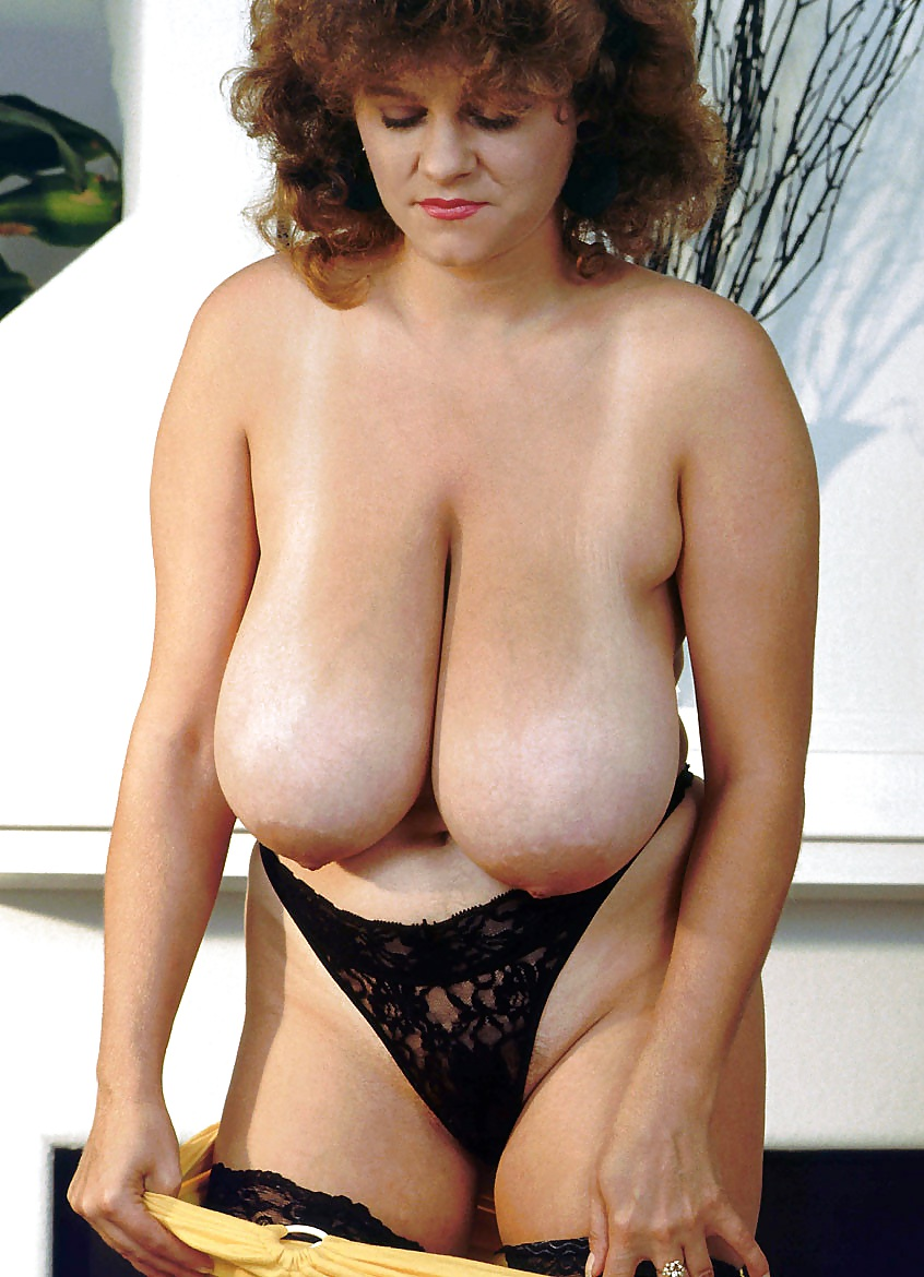 Retro boobs pictures #5