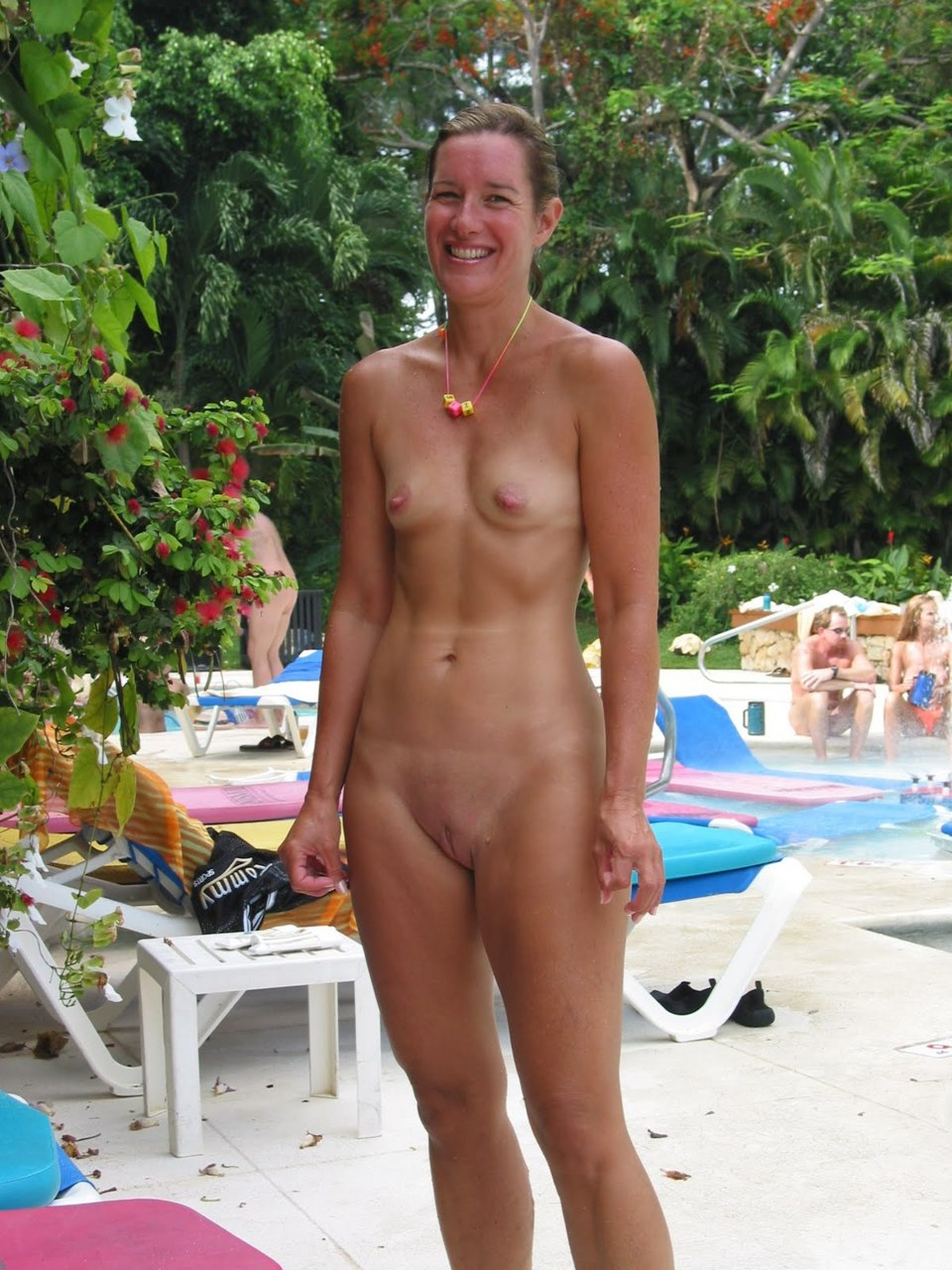 Blog Flat chested nude girl