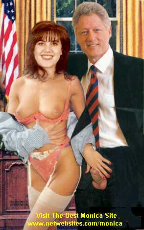 Apologise, but, now pics monica nude lewinsky confirm. And