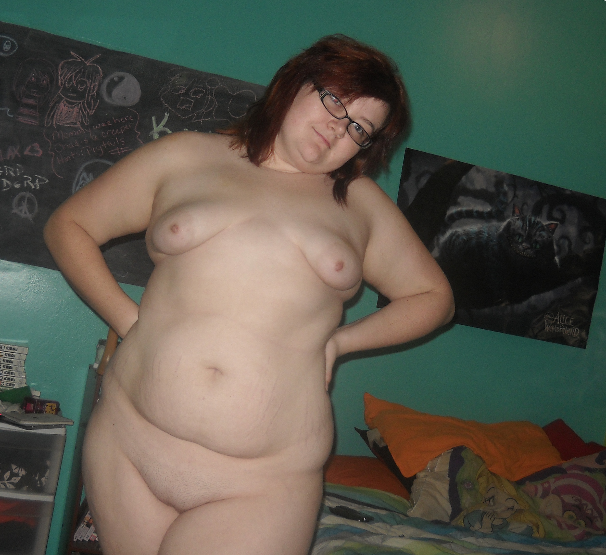 Chubby chicks gallery dum and